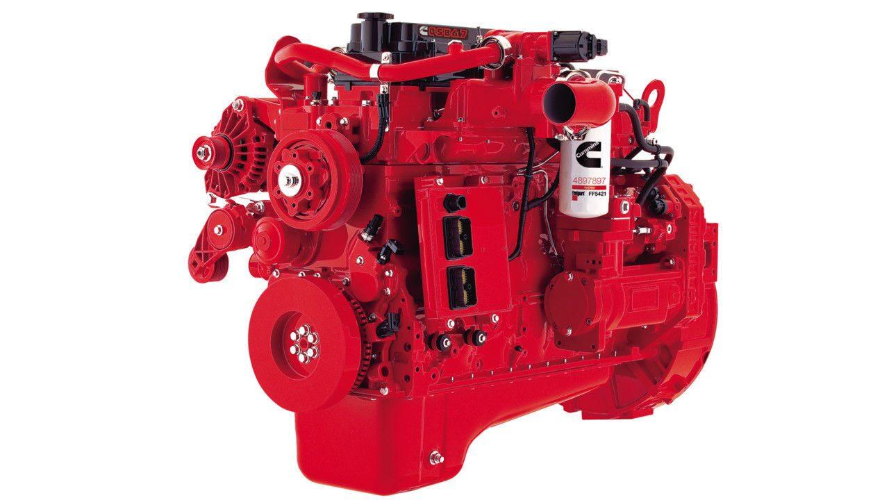 двигатель qsb 5 9 руководство