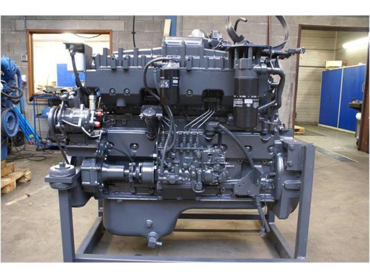 20a995379 Ремонт двигателей Komatsu 6D125
