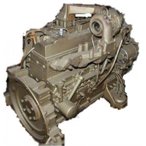 1f3094598 Ремонт двигателей Komatsu 6D95L